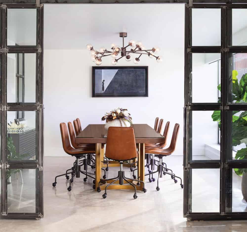 Commercial corporate office interior design services duet design group denver colorado