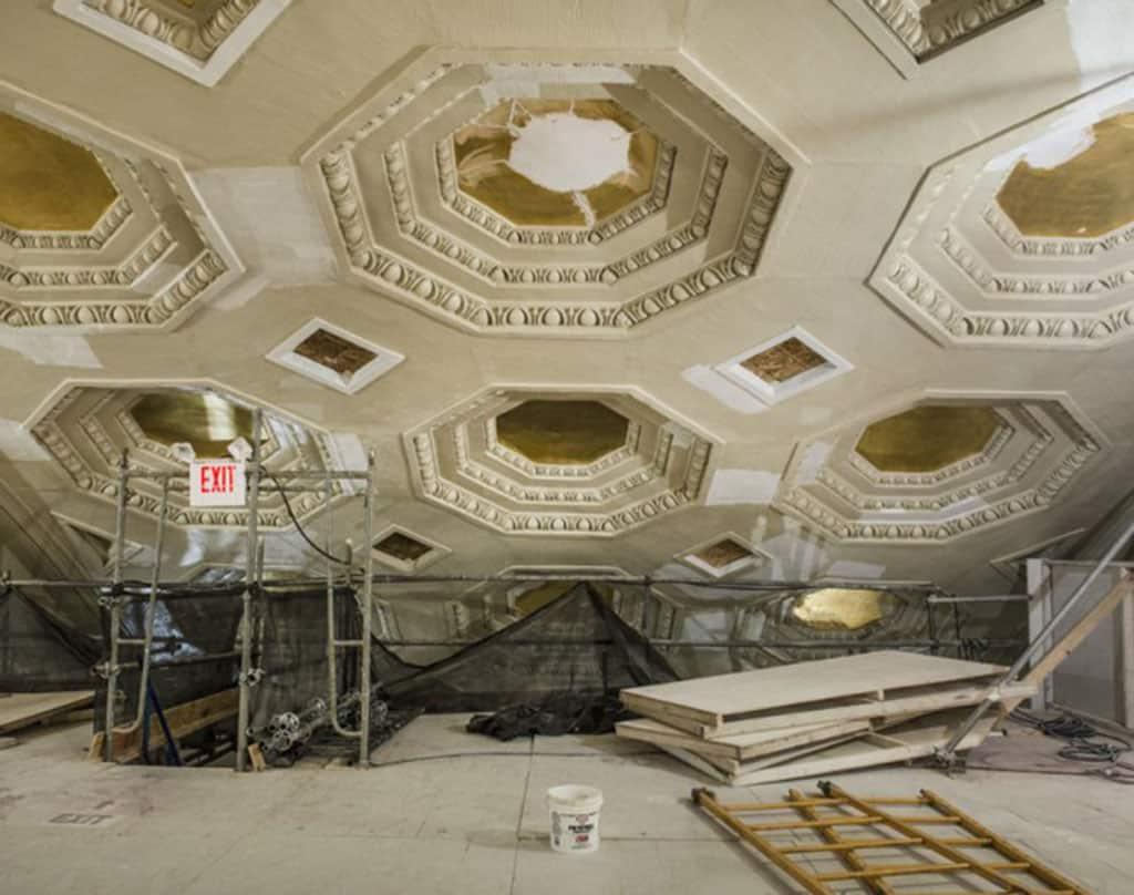 Union Station Washington DC Scaffold_Inside Stories by Duet Design Group_Lisa Oleynick Designer Profile