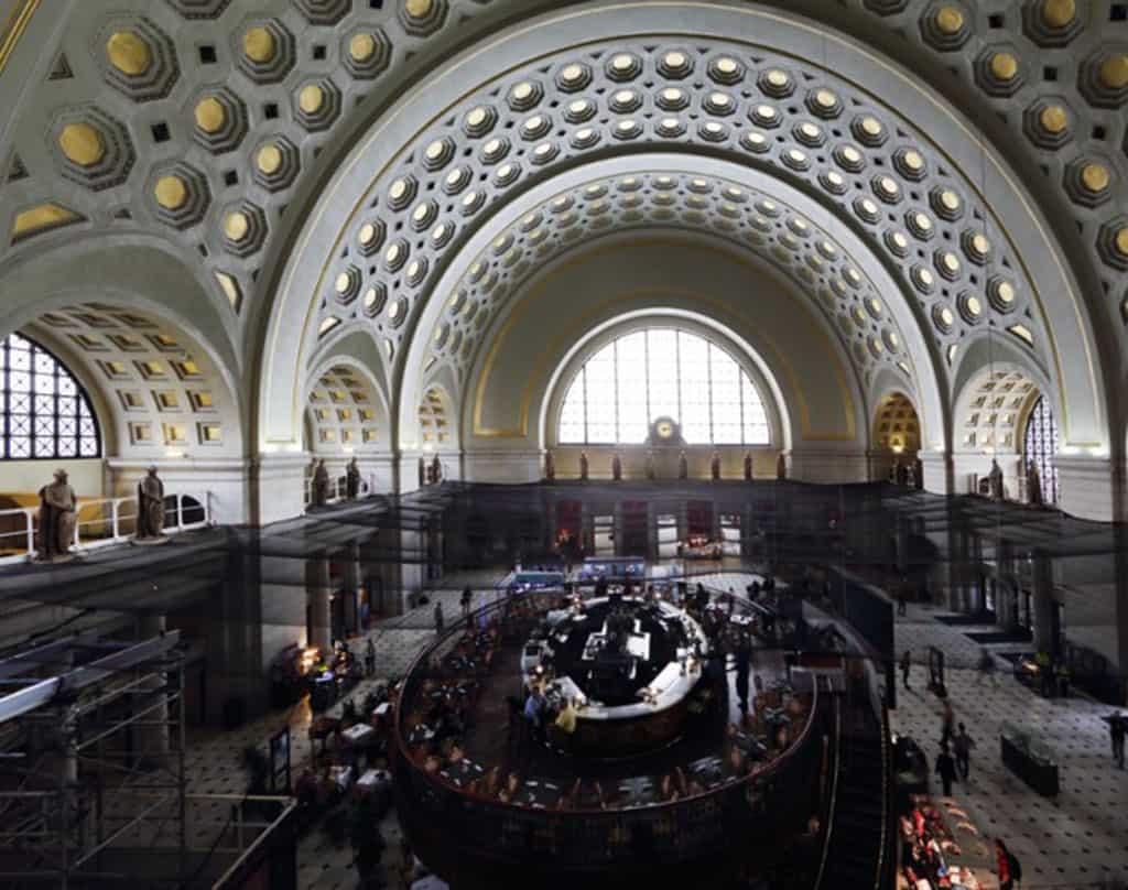 Union Station Washington DC_Inside Stories by Duet Design Group_Lisa Oleynick Designer Profile