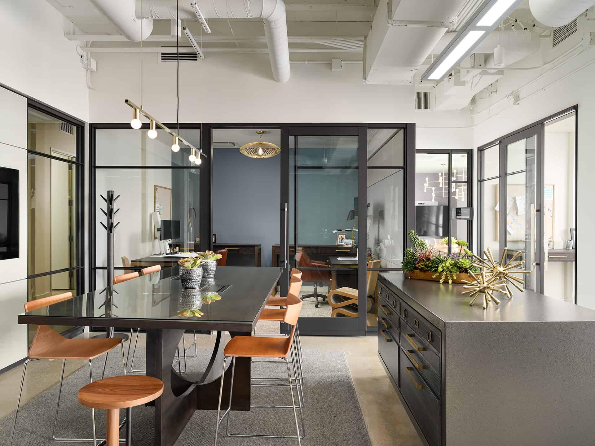 denver colorado interior designer office commercial design post pandemic office space