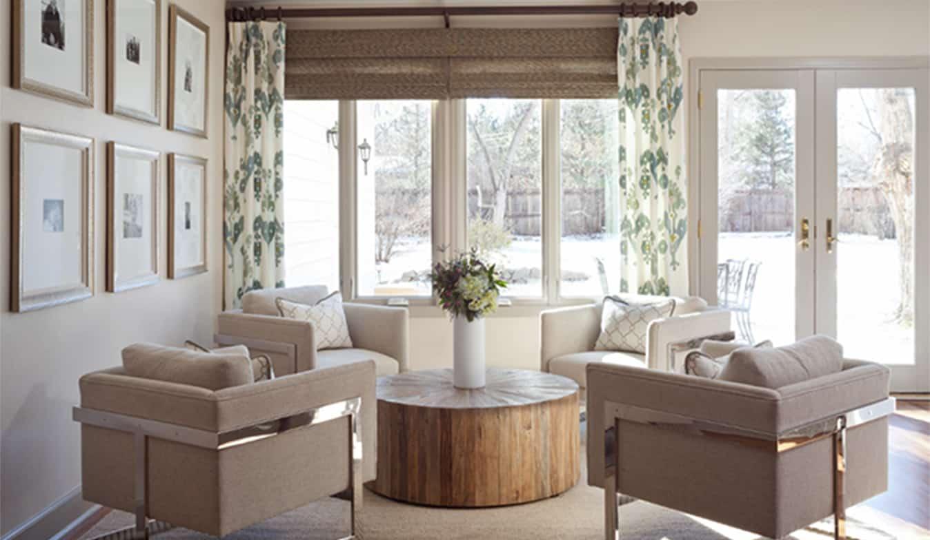 denver colorado interior designer window treatments living room design